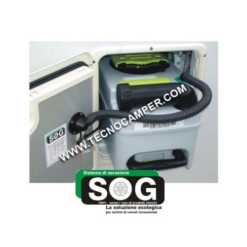 SOG - Sistema di ventilazione per Dometic CT 3000