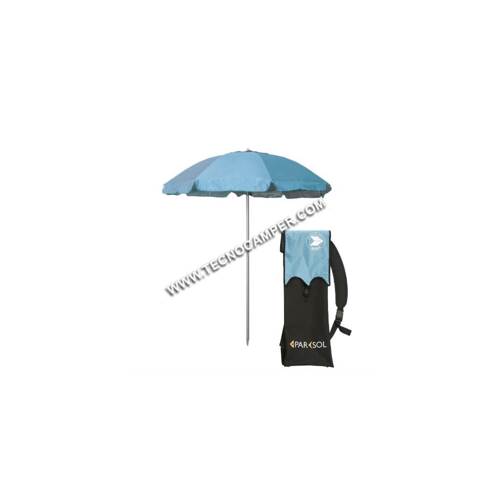 Ombrellone Da Mare Per Moto.Brunner Parsol Ride2sea Alu Ombrellone 0113027n C9n Camping E