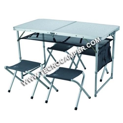 Set tavolo  4 sedie