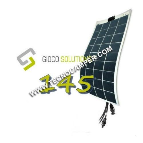 Pannello solare flessibile 145