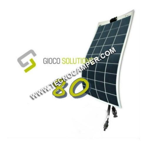 Pannello Solare Flessibile 150 Watt : Pannello solare flessibile tecnocamper