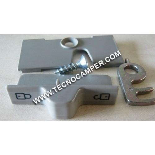 Blocco porta completo RM7605 RM7505