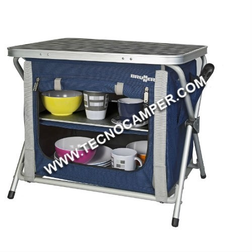 Mobiletto cucina Snack 3 Tecnocamper