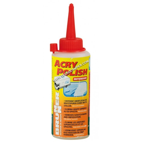 Acry-Polish il ripara finestre
