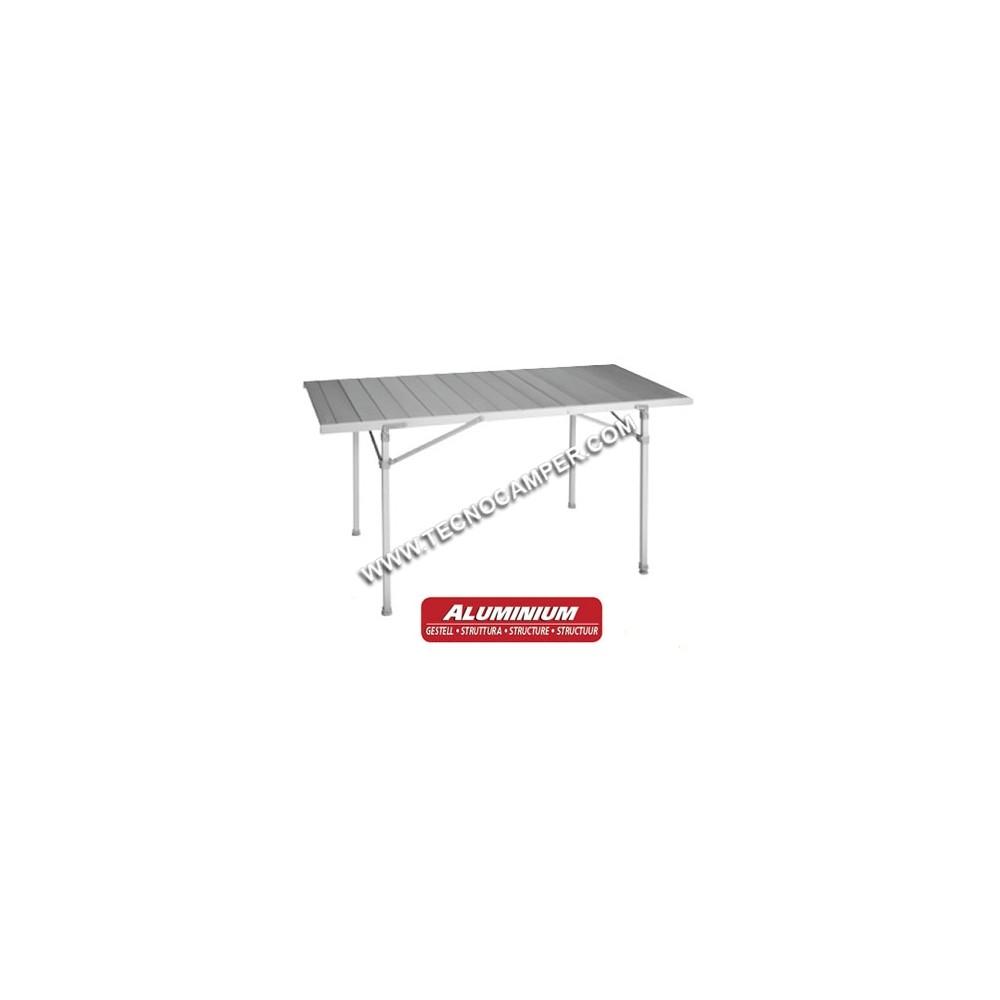 Tavolo titanium quadra 6 tecnocamper for Table titanium quadra 6
