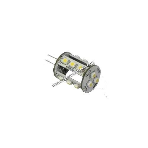 Modulo a 15 LEDs SMD cilindro