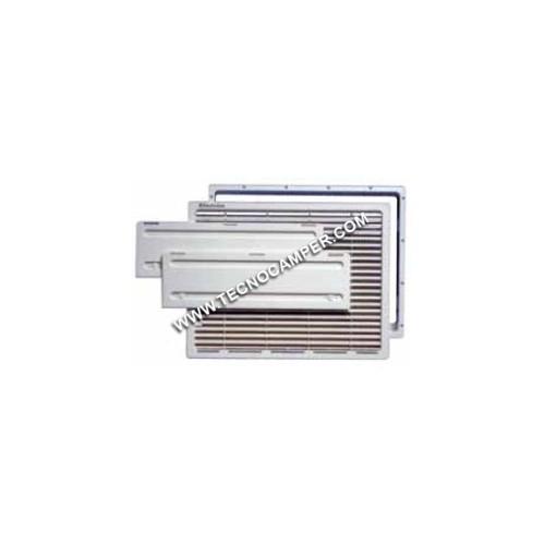 Sistema di ventilazione L500 SENZA COPERTURE