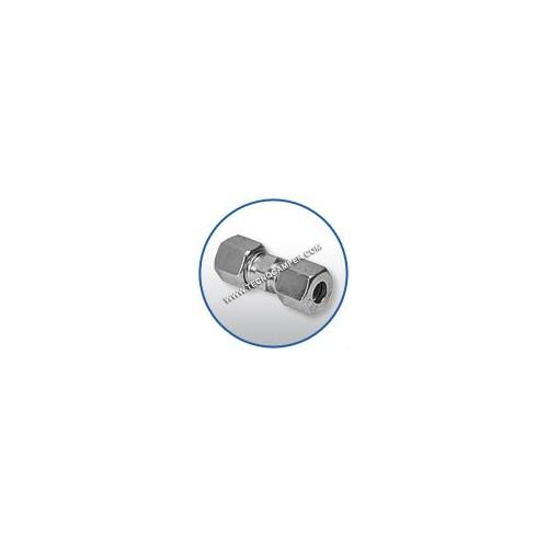Raccordo gas dritto 10 mm
