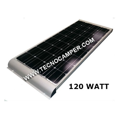 Solenergy Pannello solare monocristallino 120 watt