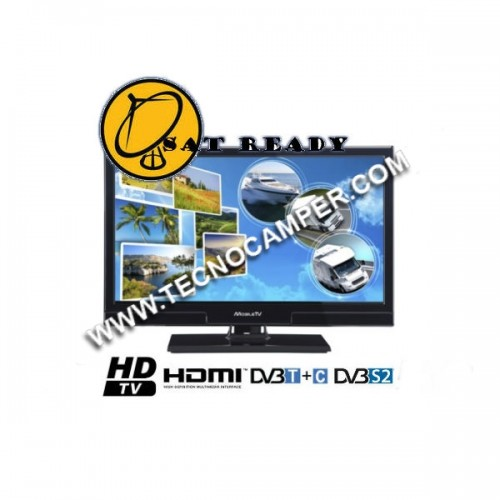 Tv LED 20 HD MTV SAT NO DVD