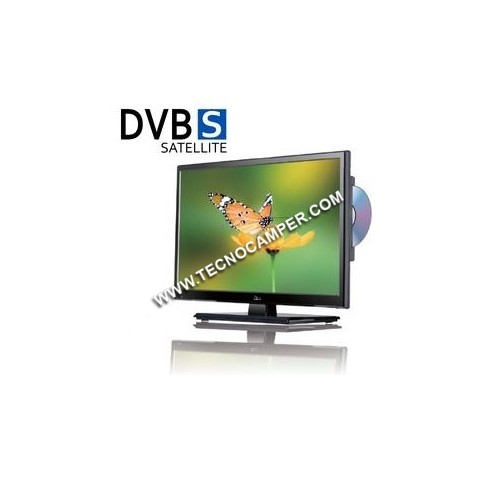 Tv Moove 16 DVD e Decoder Sat