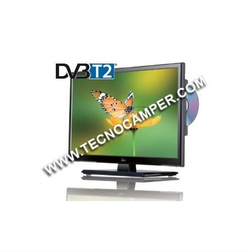 TV Moove 22 DVD e decoder Sat