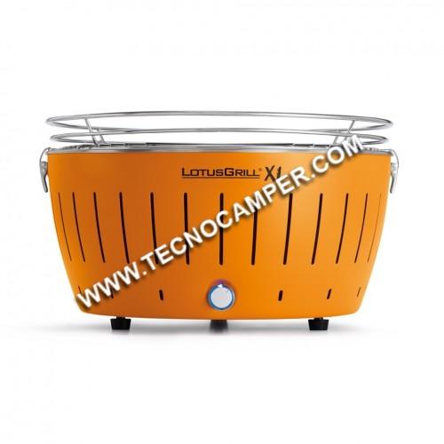 Lotus Grill XL Arancio