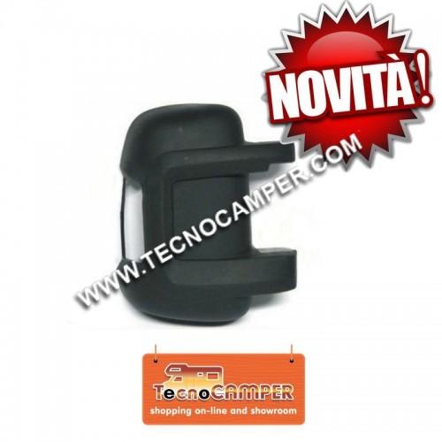Coppia cover per specchietto DUCATO X250 NERO