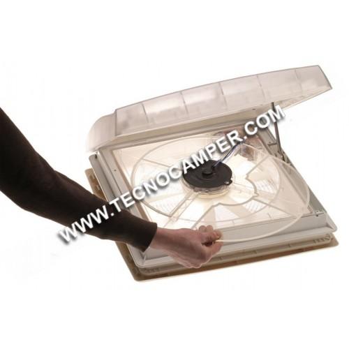 Kit Thule Omnivent Bianco Con Ventilatore 12 V