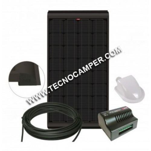 Kit Black Solar 160 watt