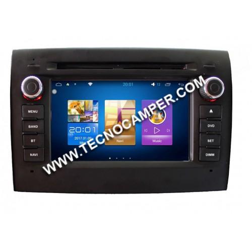 Sistema multimediale per  Ducato X290 / X250