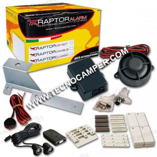 Raptor Alarm Ducato X250/X290