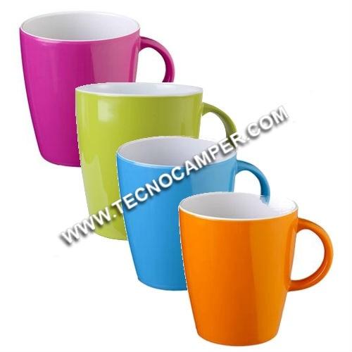 Mug set spectrum antislip