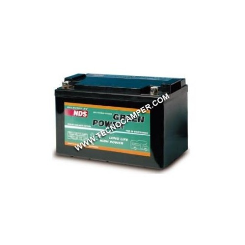 Green Power AGM 100 ah Tipo B