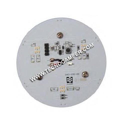 Lampada sostitutiva a 18 Micropower LEDs per plafoniera circolare bianco neutro
