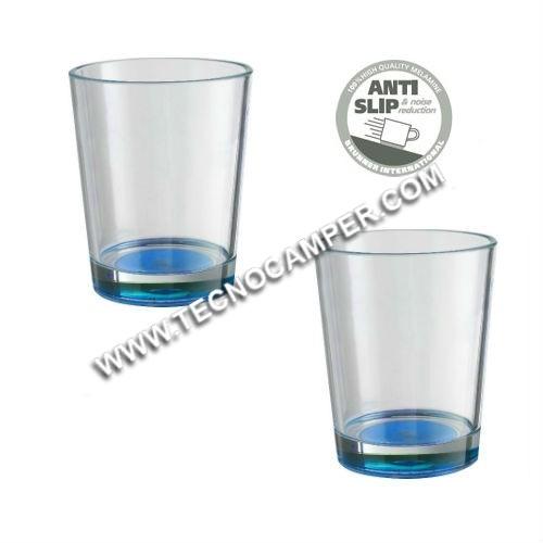 Multiglass Blu antislip