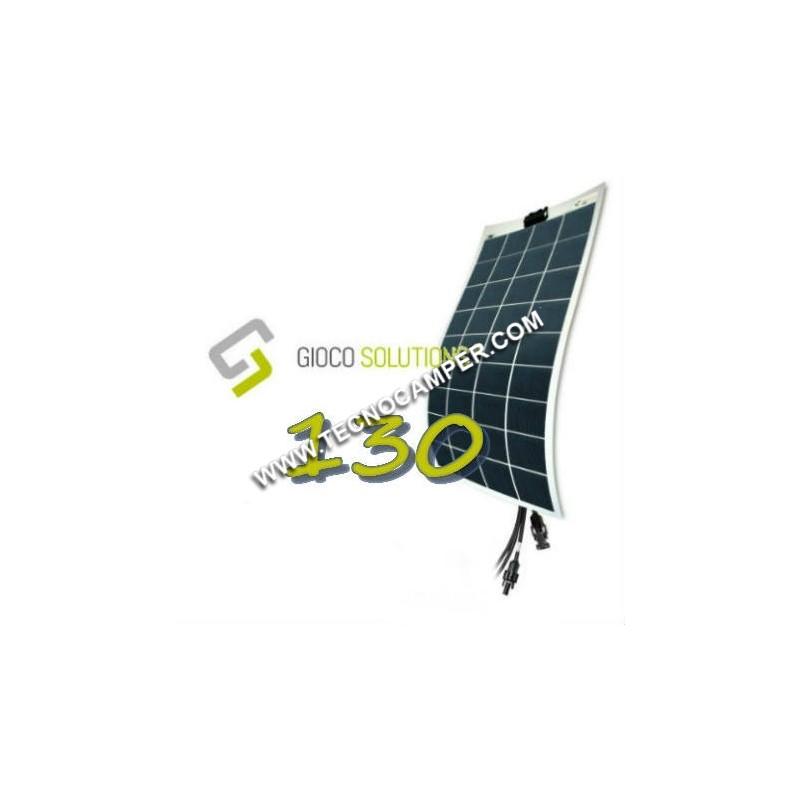 Pannello solare flessibile 130