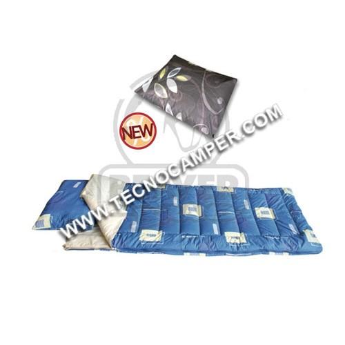 GRAND ATLANTA 250 - Blu + lenzuolo