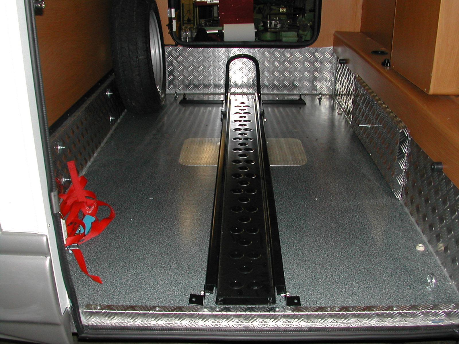 Portamoto e ricambi - Tecnocamper