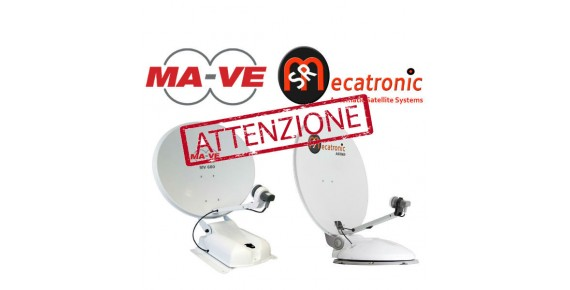 IMPORTANTE !! AGGIORNAMENTO SOFTWARE SR MECATRONIC & MA-VE