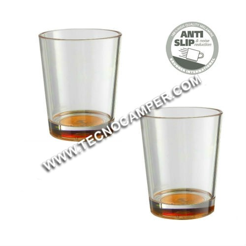 Multiglass Arancione antislip