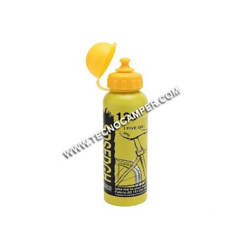 Bike Bottle gialla