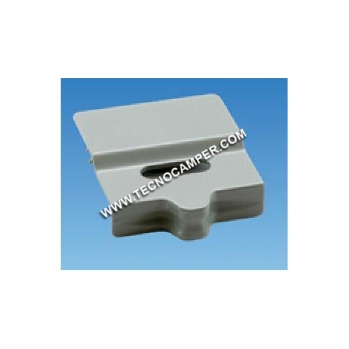 Cursore blocca porta piegato RM7655