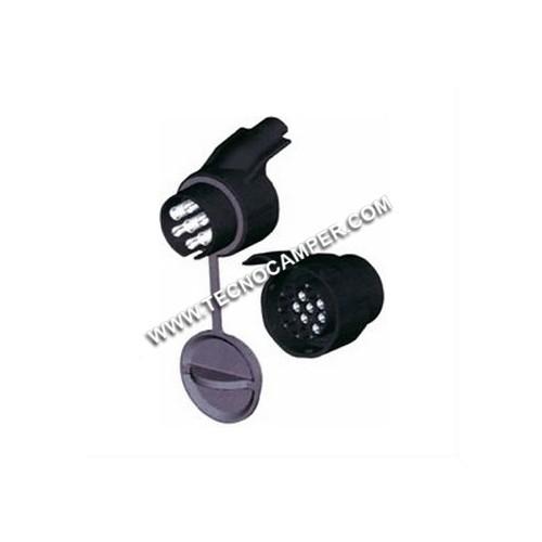 Micro adattatore 7-13 poli