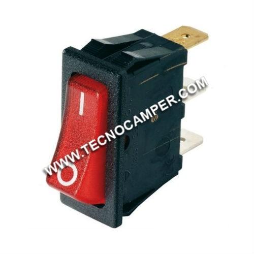 Interruttore 12 volt serie 4