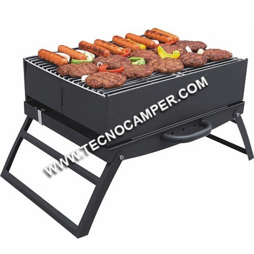 Barbecue salvaspazio