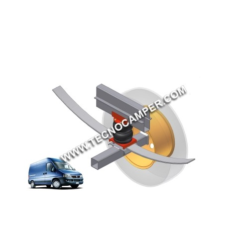 Top Drive System - Fiat Ducato X244