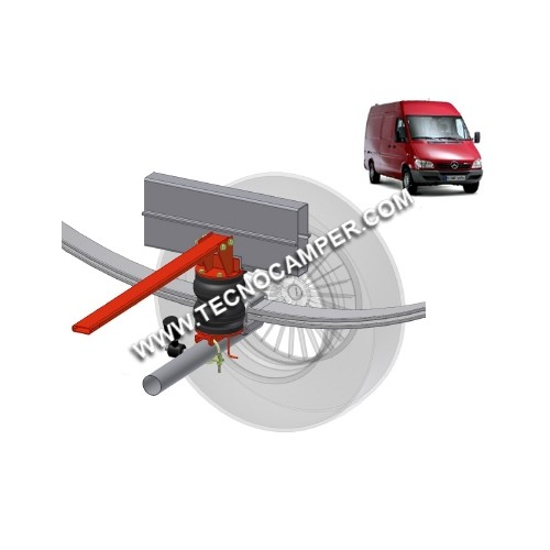 Top Drive System - Mercedes Sprinter