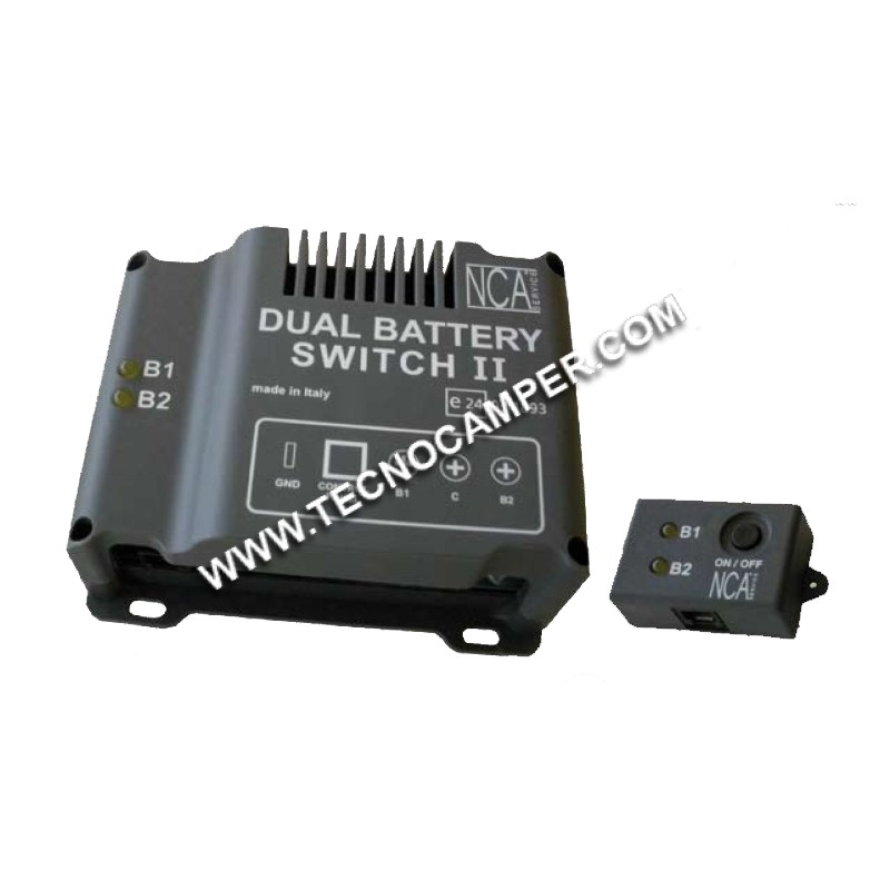 Dual Battery SwitchII