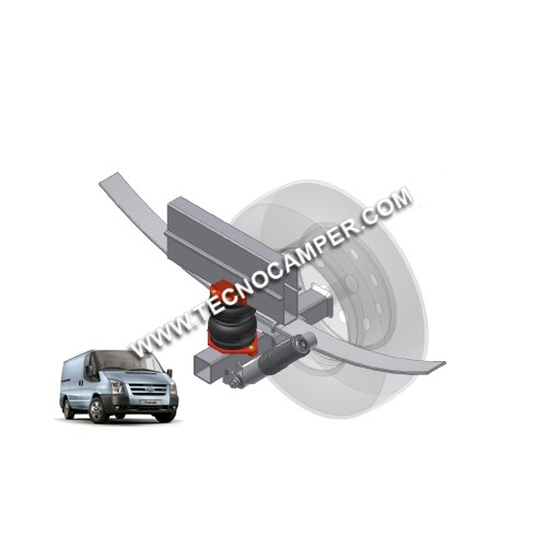 Top Drive System - Ford Transit