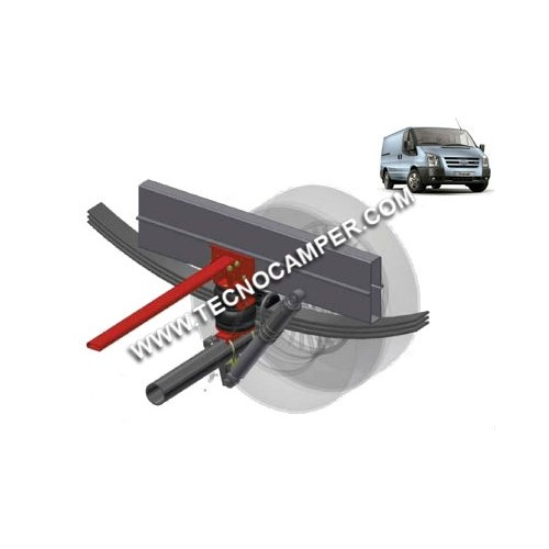 Top Drive System - Nuovo Ford Transit