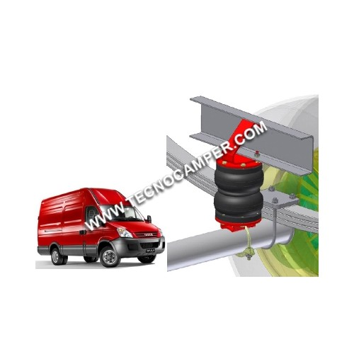 Top Drive System - Iveco Daily S2000