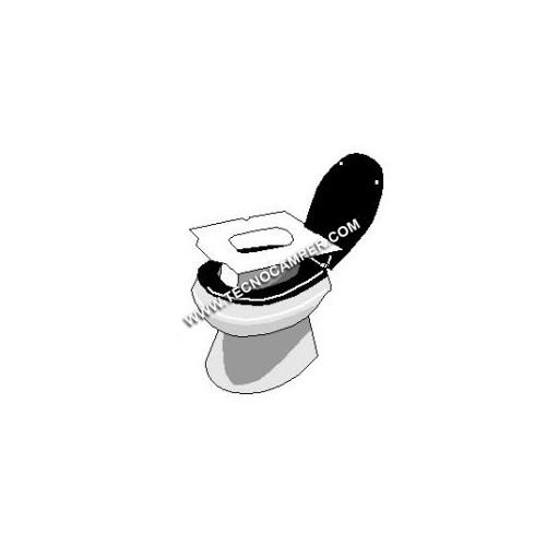 COPRISEDILE WC