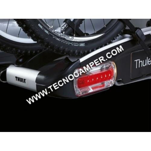 Euroclassic G6 LED 2 biciclette