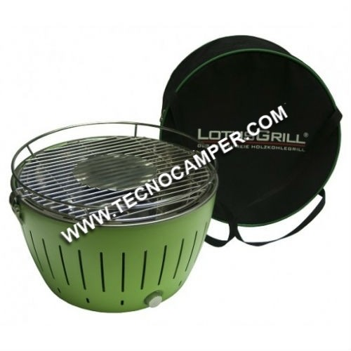 Lotus Grill Verde
