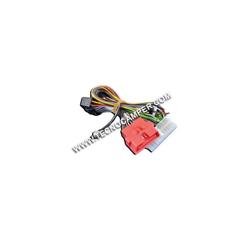 Connettore per Fiat Ducato X250 Euro 5 e Iveco Daily