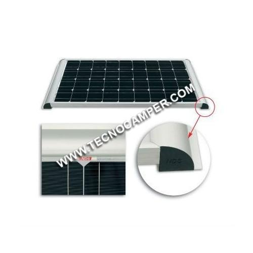 Solenergy Pannello solare monocristallino 100 watt SLIM