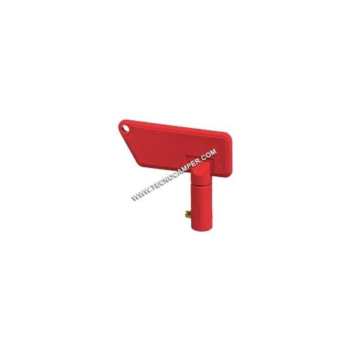 Chiave di ricambio staccabatteria ad azionamento manuale