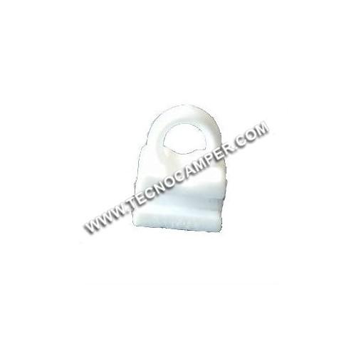 Gancio nylon per tendine a C