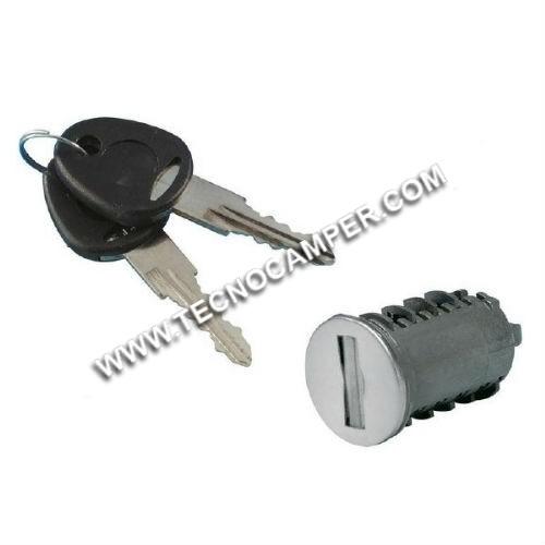 Cilindro serratura New System 8048